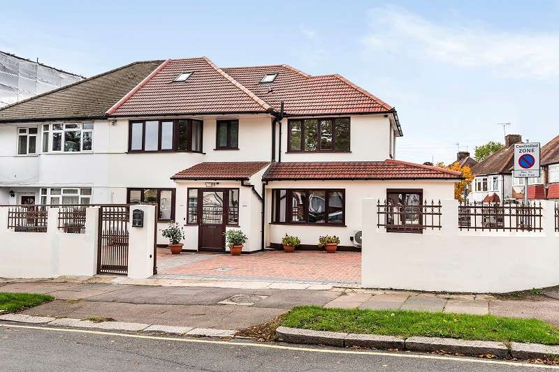15 Bedrooms Semi Detached House for sale in Green Lane, Edgware, Greater London. HA8 7PL