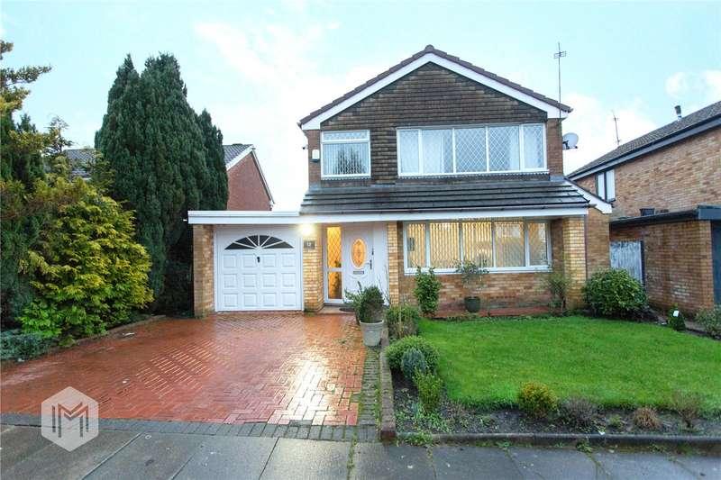 4 Bedrooms Detached House for sale in Skegness Close, Bury, BL8