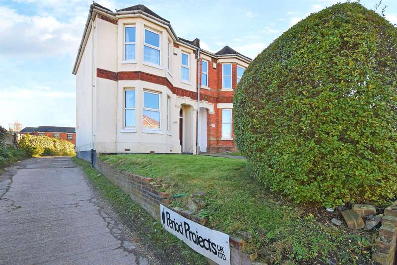 5 Bedrooms Semi Detached House for rent in Burgess Road, Southampton, SO16 3BJ