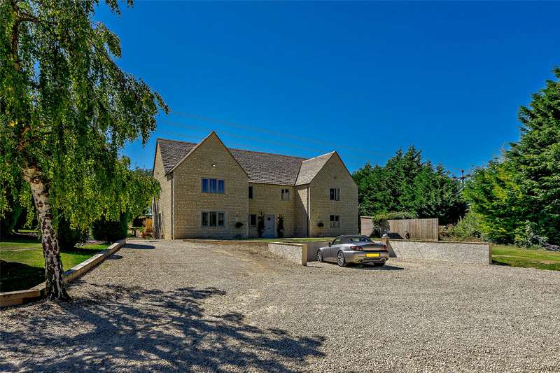 5 Bedrooms Detached House for rent in Ashton Road, Siddington, Cirencester, GL7
