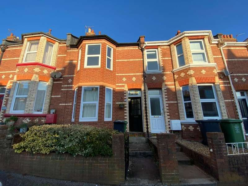 4 Bedrooms Terraced House for rent in St Annes Road, , Exeter, EX1 2QD