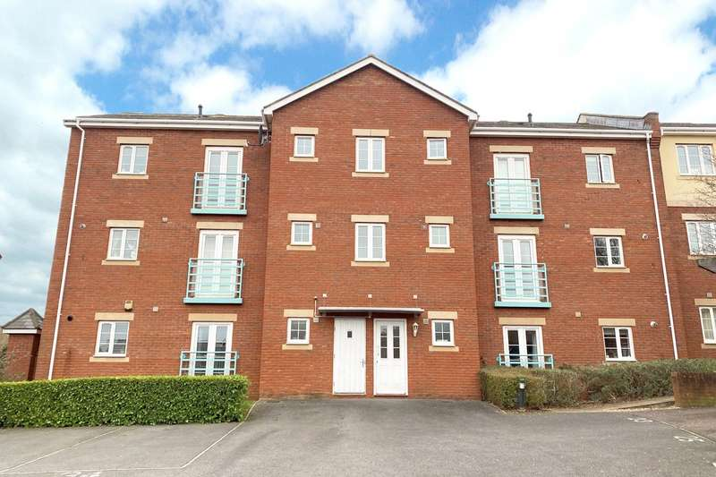 2 Bedrooms Apartment Flat for rent in Exeter