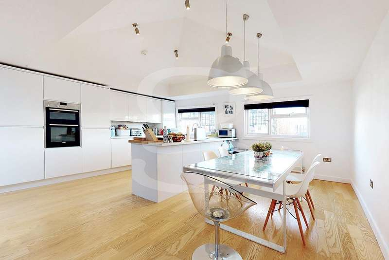 3 Bedrooms Apartment Flat for sale in Abercorn Place, St Johns Wood, NW8