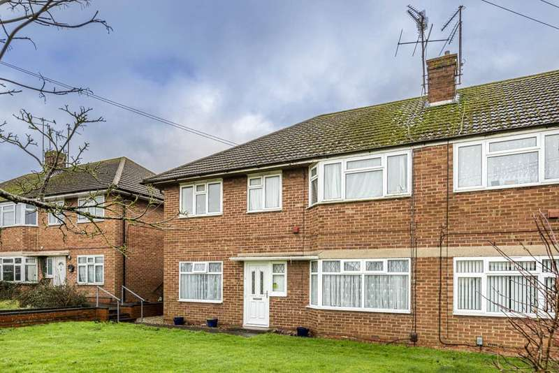 2 Bedrooms Apartment Flat for sale in Gloucester Crescent, Rushden, NN10