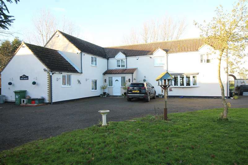 5 Bedrooms Detached House for sale in Coates Road, Eastrea, Whittlesey, Peterborough