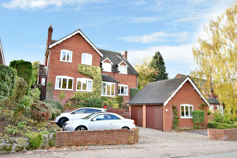 4 Bedrooms Detached House for sale in Main Street, Tatenhill