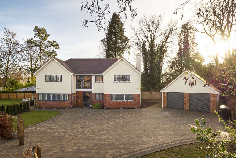 4 Bedrooms Detached House for sale in Peppard Lane, Henley-on-Thames