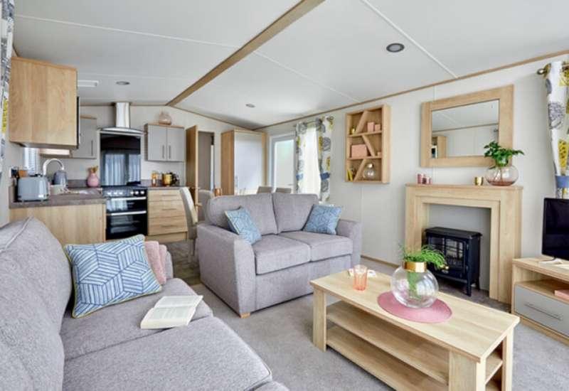 2 Bedrooms Caravan Mobile Home for sale in ABI Beverley, Caravan For Sale Norfolk