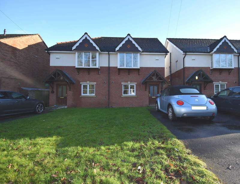 3 Bedrooms Semi Detached House for rent in Highfield Mews, New Ferry