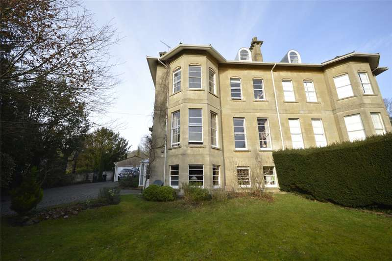 5 Bedrooms Semi Detached House for rent in College Road, Bath, BA1