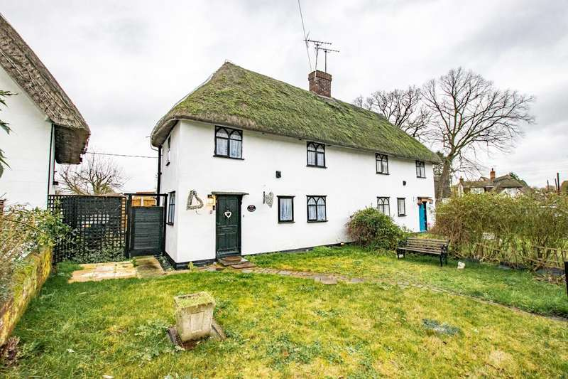 2 Bedrooms Cottage House for sale in Duck End, Finchingfield, Essex