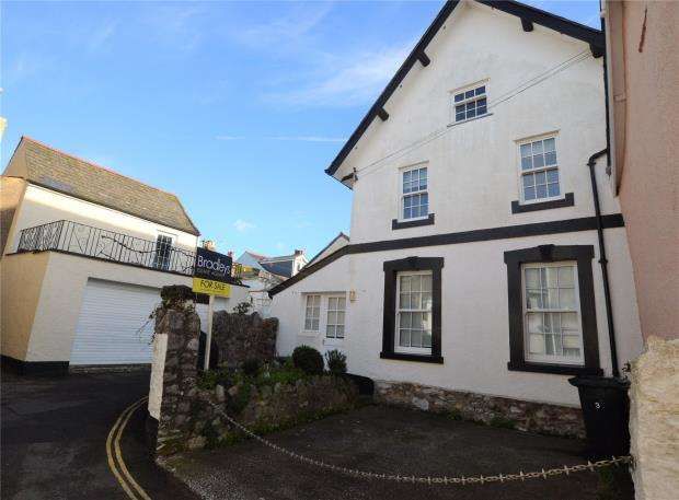 3 Bedrooms End Of Terrace House for sale in Arch Street, Shaldon, Teignmouth