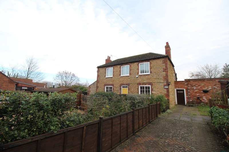 5 Bedrooms Detached House for sale in Back Street, Alkborough, Scunthorpe, Lincolnshire, DN15