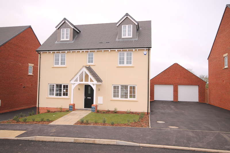 4 Bedrooms Detached House for sale in Plot 17 The Poplar, Nightingale Road, Great Barford, Bedford, MK44