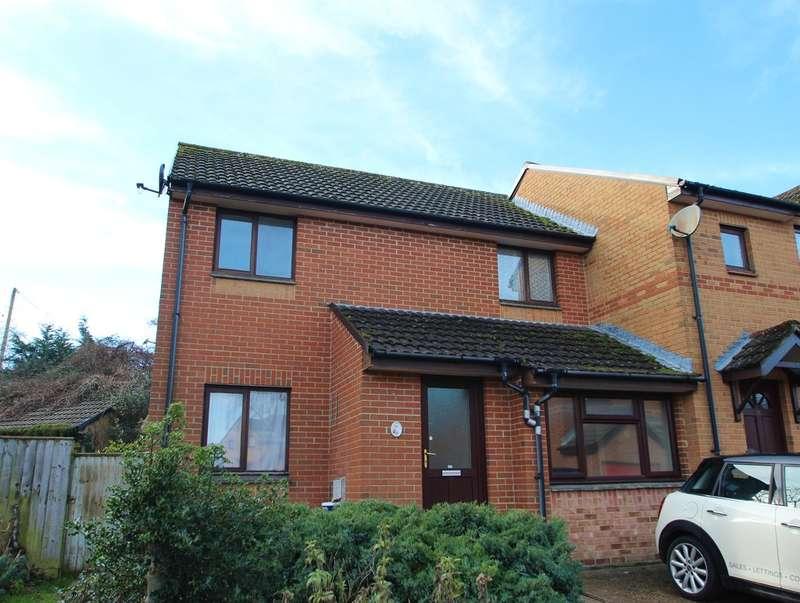 4 Bedrooms End Of Terrace House for rent in Kestrel Way, Newport