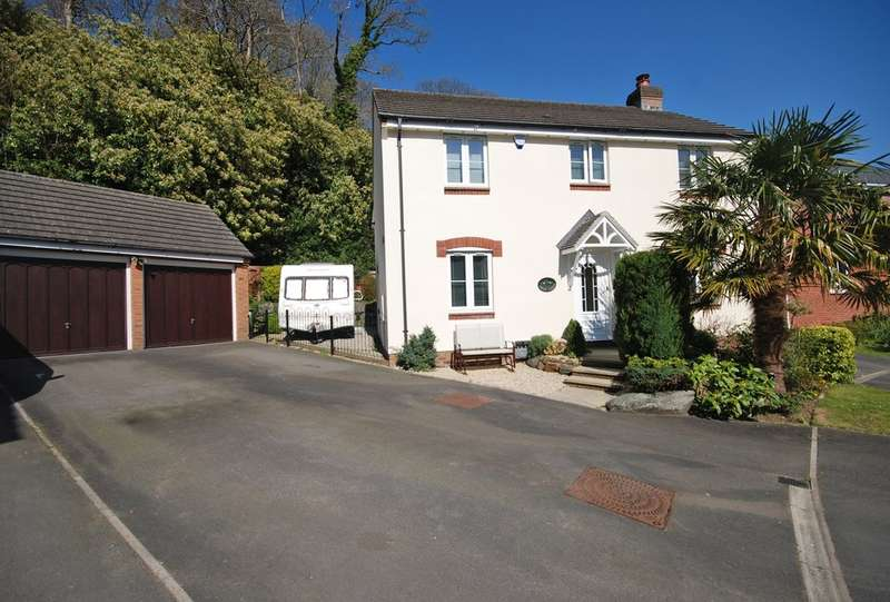 4 Bedrooms Detached House for sale in Coming Soon, Bideford