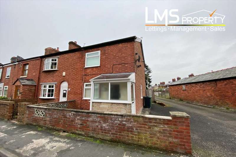 2 Bedrooms Terraced House for sale in Dingle Lane, Winsford