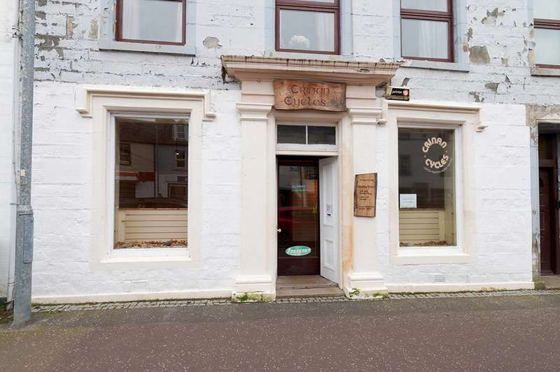 Commercial Property for sale in Argyll Street, Lochgilphead, Argyll and Bute, PA31 8NE