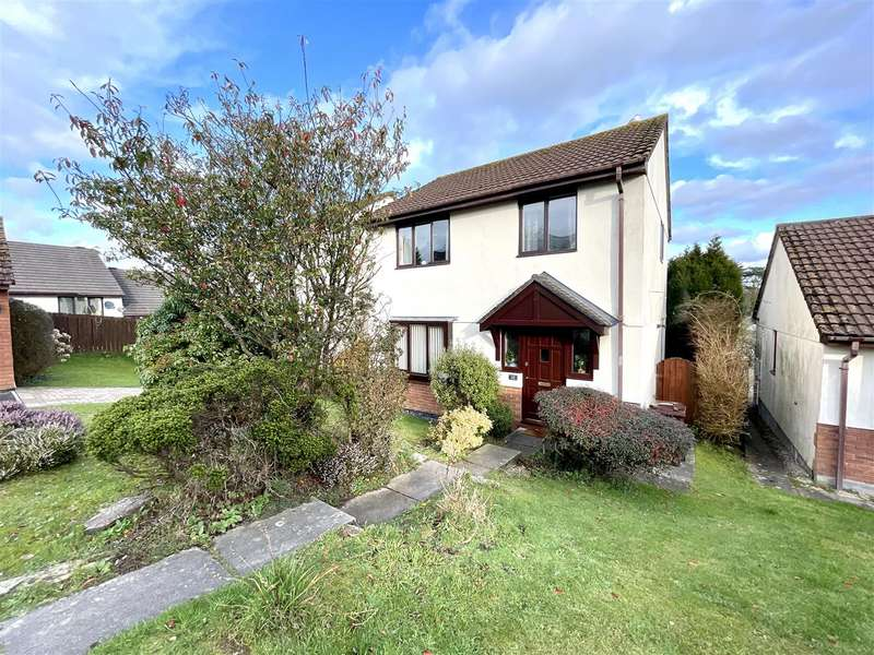 3 Bedrooms Detached House for sale in Meadow Rise, St. Columb