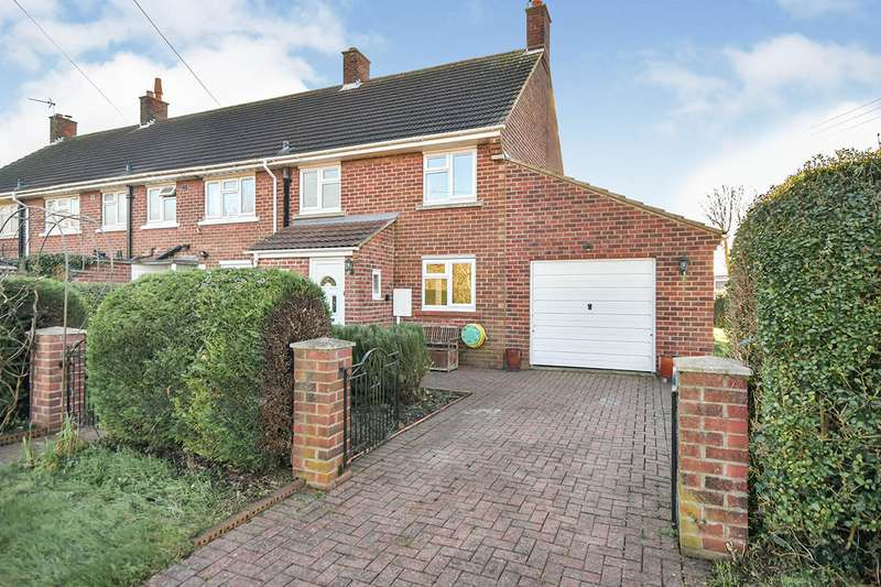 3 Bedrooms End Of Terrace House for sale in Wellhead Lane, Nocton, Lincoln, Lincolnshire, LN4