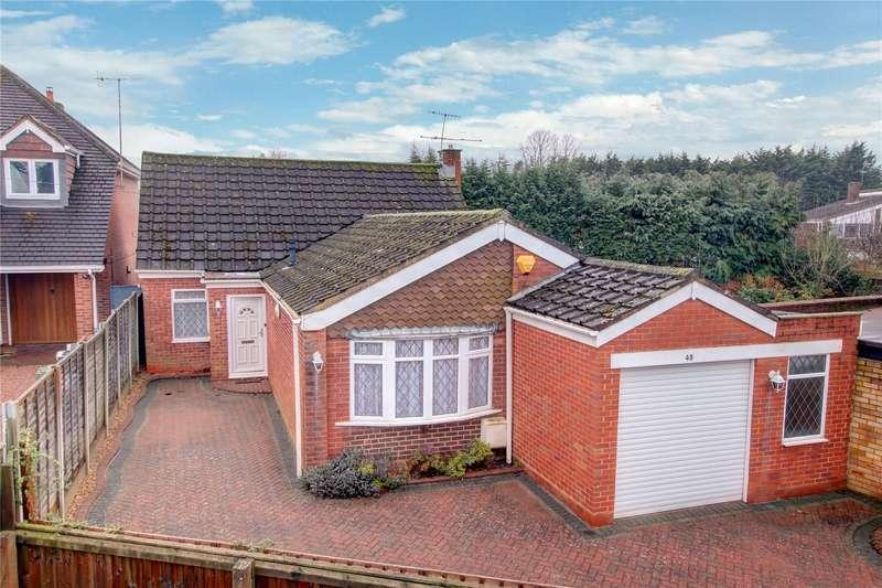 4 Bedrooms Detached Bungalow for sale in Wellington Road, Bromsgrove, B60