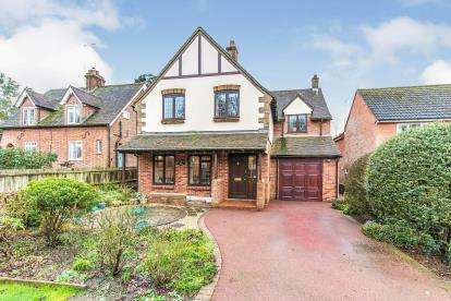 6 Bedrooms Detached House for sale in Lawford, Manningtree, Essex