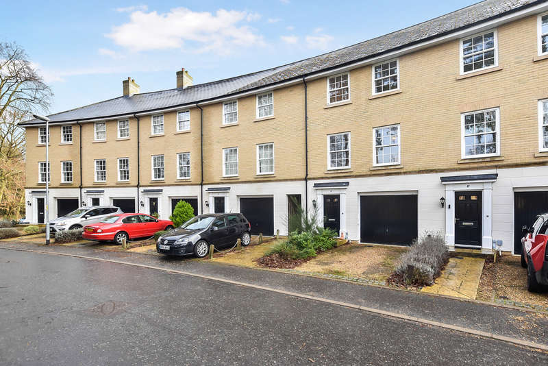 4 Bedrooms Terraced House for sale in Crecy Mews, Thetford