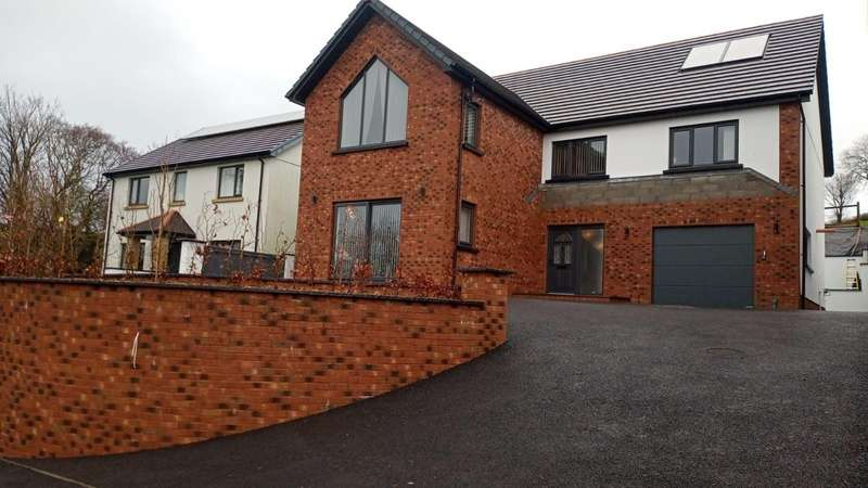 4 Bedrooms Detached House for sale in Croesyceiliog, Carmarthen