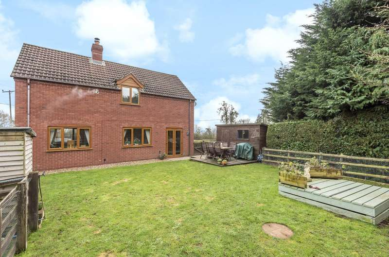 3 Bedrooms Detached House for sale in Edwyn Ralph, Bromyard, HR7