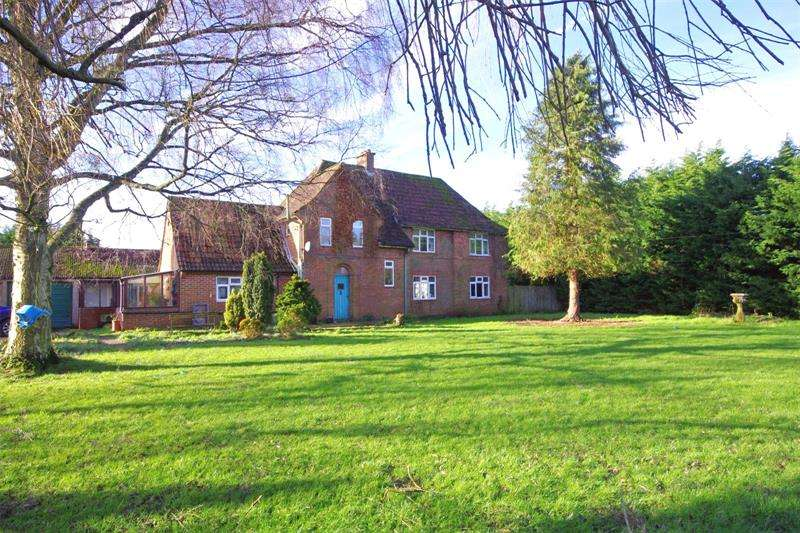 4 Bedrooms Detached House for sale in Malswick, Newent, GL18