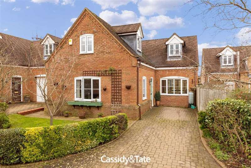3 Bedrooms Detached House for sale in Bradway, Whitwell, Hertfordshire