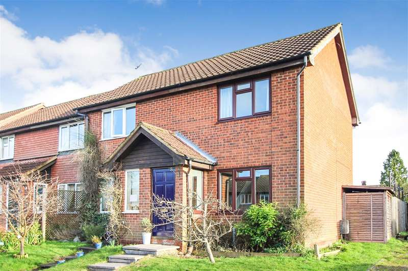 2 Bedrooms End Of Terrace House for sale in Church Hill, Cheddington