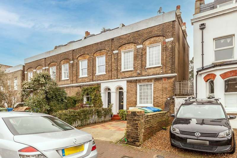 3 Bedrooms Semi Detached House for sale in Crystal Palace Road, East Dulwich, SE22
