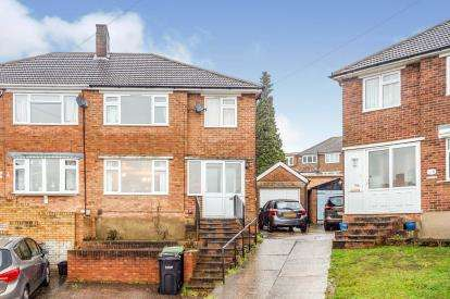 3 Bedrooms Semi Detached House for sale in Pennine Avenue, Luton, Bedfordshire