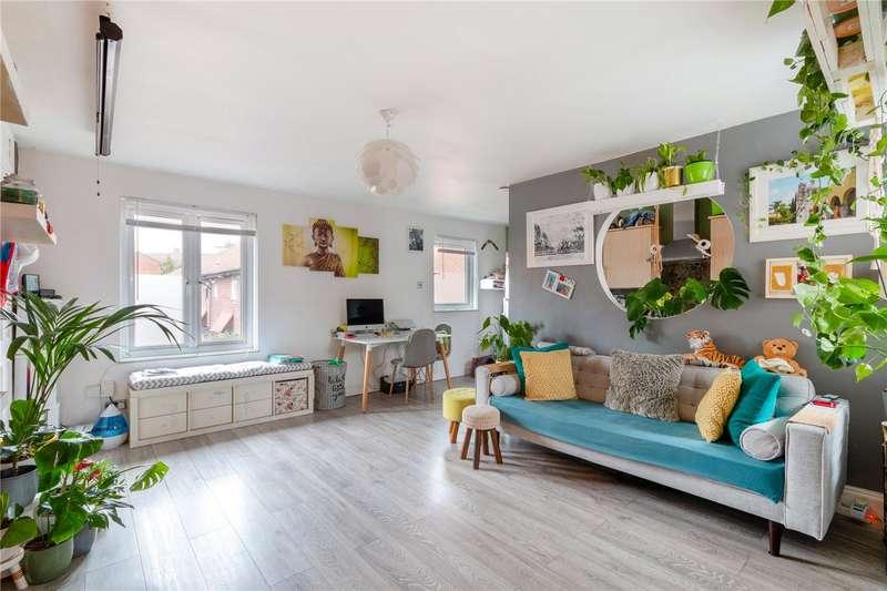 1 Bedroom Maisonette Flat for sale in Raymouth Road, London, SE16