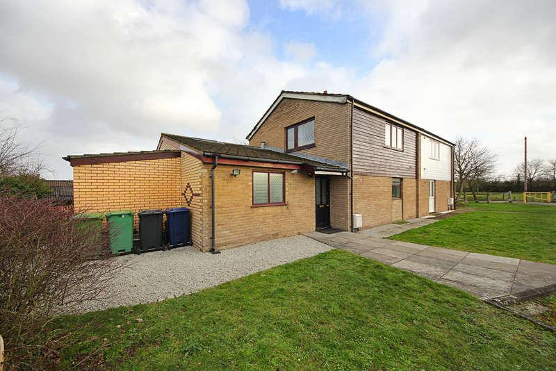 4 Bedrooms Semi Detached House for sale in Warren Farm, UB2