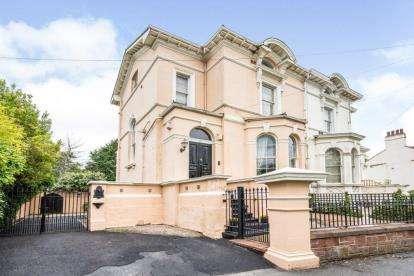 4 Bedrooms Semi Detached House for sale in Rock Park, Birkenhead, Merseyside, CH42