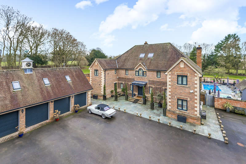 7 Bedrooms Detached House for sale in Middlecot, Quarley