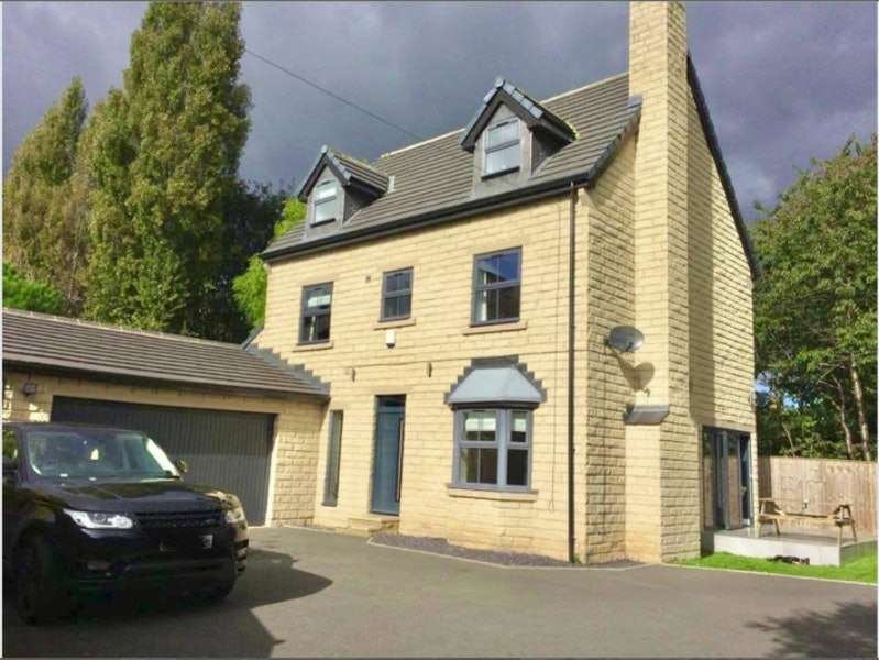 5 Bedrooms Detached House for sale in Dymond Road, Liversedge, West Yorkshire, WF15