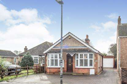 3 Bedrooms Bungalow for sale in Bedford Road, Wootton, Bedford, Bedfordshire