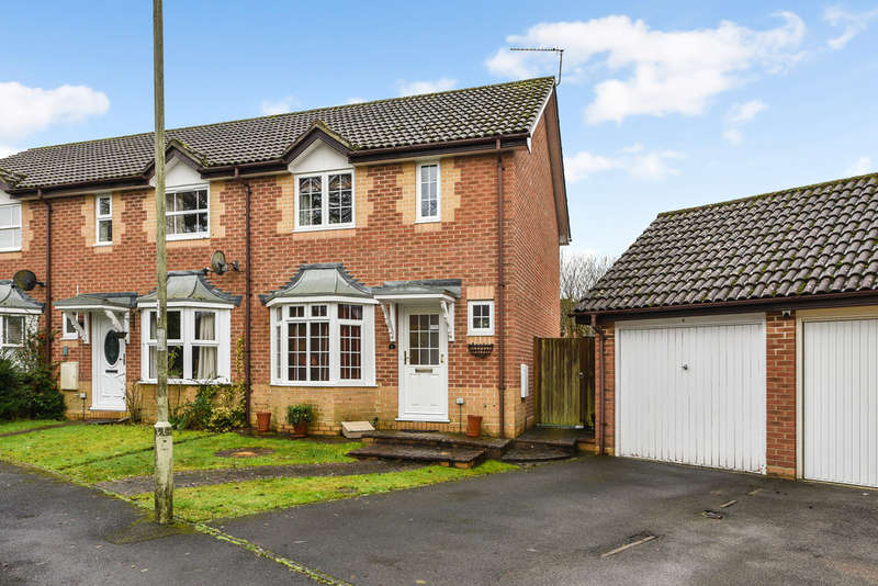 2 Bedrooms End Of Terrace House for sale in Valley Side, Liphook