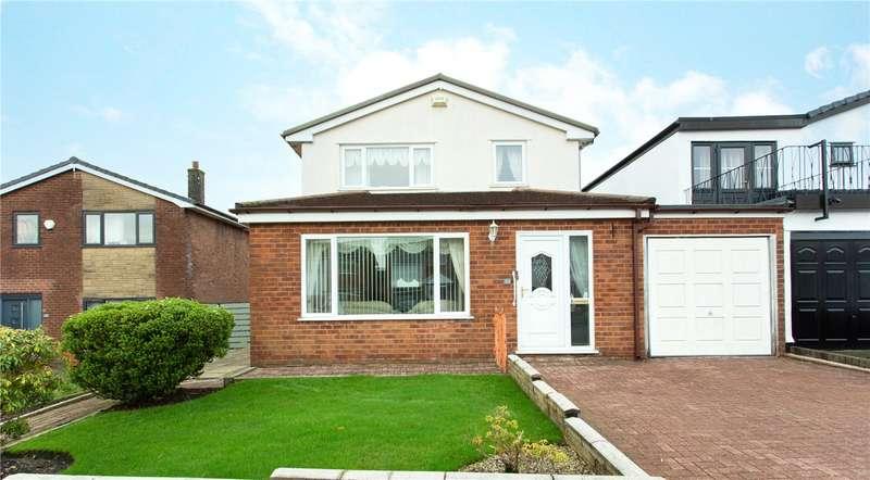 3 Bedrooms Detached House for sale in Dewhurst Road, Harwood, Bolton, BL2