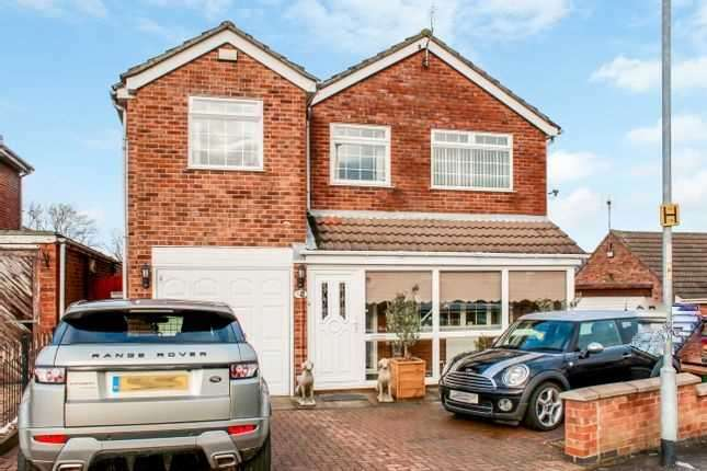 4 Bedrooms Detached House for sale in Second Avenue, Grantham