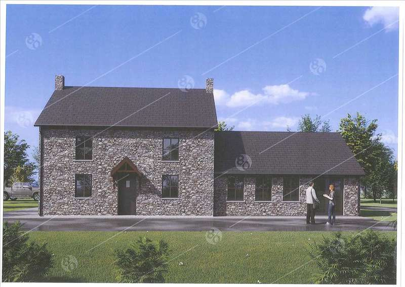 4 Bedrooms Smallholding Commercial for sale in Maes Y Mwnws, PORTHYRHYD, Carmarthen