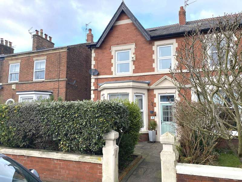 4 Bedrooms End Of Terrace House for sale in Warton Street, Lytham, FY8 5DQ