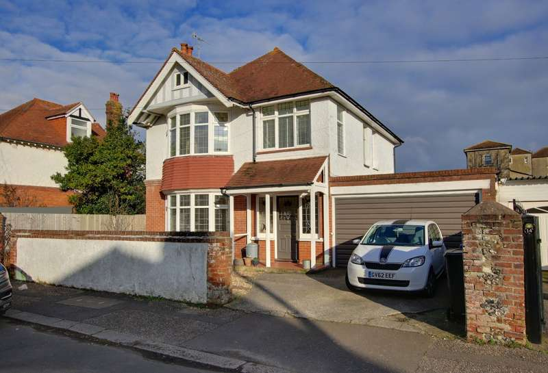 4 Bedrooms Detached House for sale in Pembury Road, Worthing, West Sussex, BN14