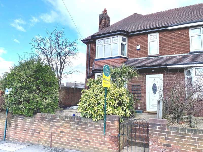 3 Bedrooms End Of Terrace House for sale in Wentworth Street, St Johns, Wakefield