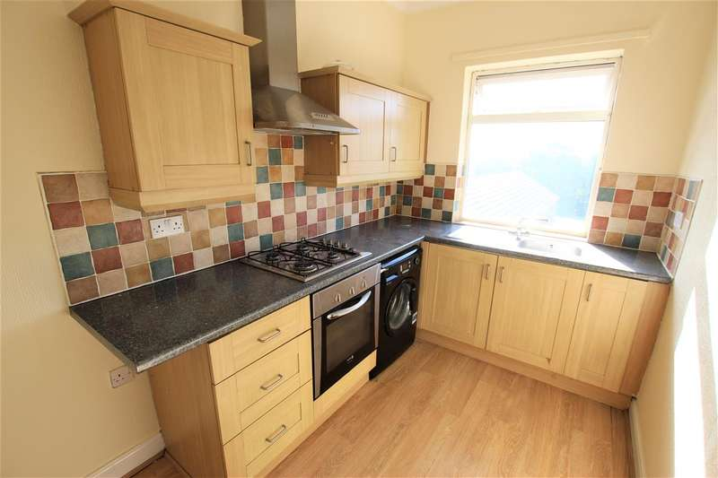 1 Bedroom Flat for rent in Midland Road, Barnsley