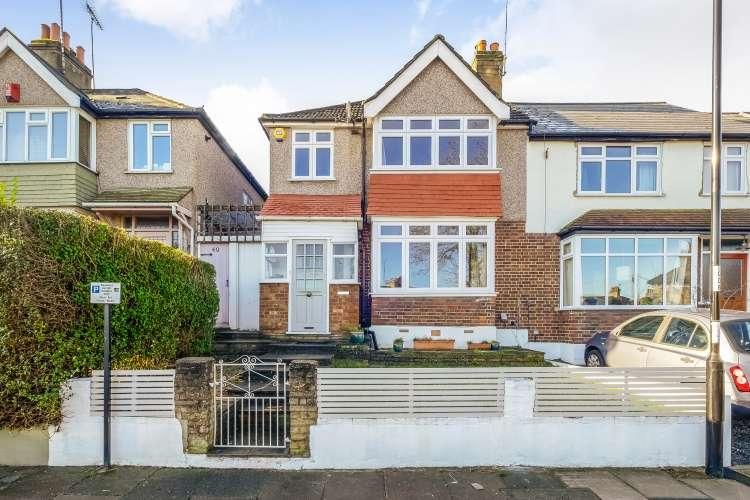3 Bedrooms End Of Terrace House for sale in Fossil Road Ladywell SE13