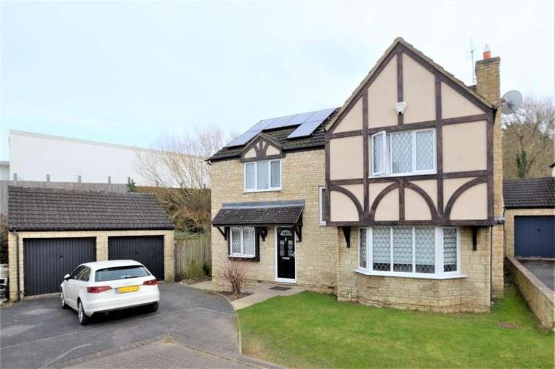 4 Bedrooms Detached House for sale in Tibberton Grove, The Reddings, Cheltenham, GL51 6UH